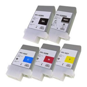 PFI-102 / 互換インクカートリッジ