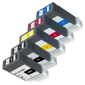 PFI-107 / 互換インクカートリッジ