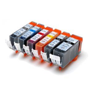 BCI-326+325 / 顔料BK互換インクカートリッジ