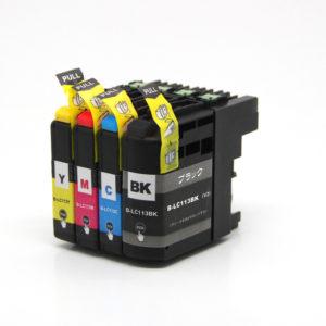 LC113 / 顔料互換インクカートリッジ
