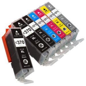 BCI-371+370 / 互換インクカートリッジ