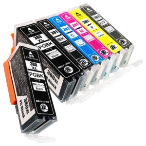 BCI-381+380 / 顔料BK互換インクカートリッジ