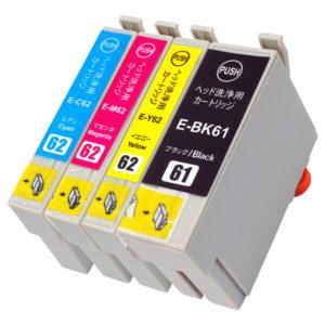 IC61+62 / ペンとクリップ 互換洗浄カートリッジ