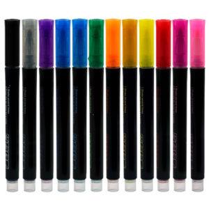 アウトラインペン(12色セット)