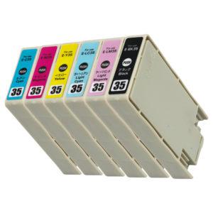 IC35 / 色エンピツ 互換インクカートリッジ