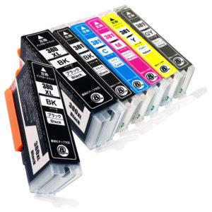 BCI-381+380 / 互換インクカートリッジ