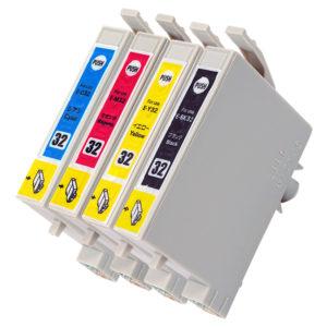 IC32 / ヒマワリ 互換インクカートリッジ