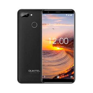 OUKITEL C11 SIMフリースマートフォン本体(USED)